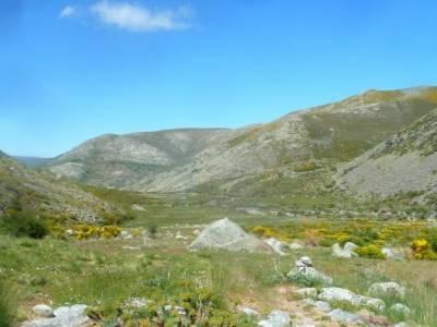 Laguna Grande,Garganta Gredos;mercadillos navideños madrid ruta cañones del sil viajes de singles